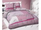 Liberty rosé, bavlna, zipový uzávěr