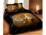 Lion love, bavlna, zipový uzávěr