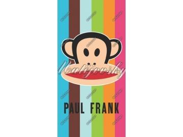Osuška Paul Frank stripe